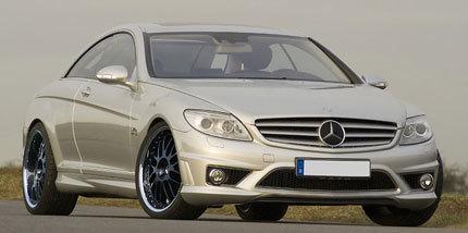 Mercedes-Benz CL65 AMG por Vath