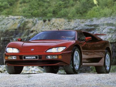 Mega Track: de los coches sin carnet al V12 de 400 CV