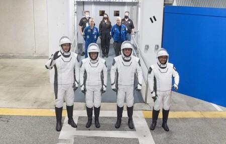 Nasa Comercial Crew Spacex