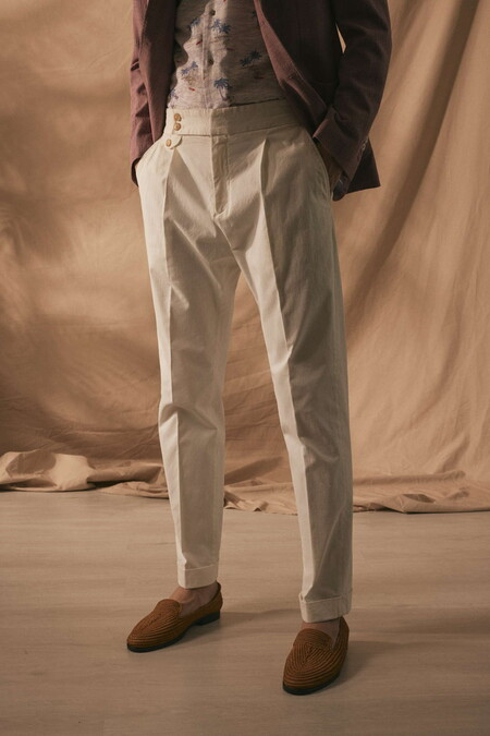 Bermudas Cargo Y Pantalones Con Pinzas La Clave De Puroego Para Lucir Estilazo Elegante En Verano Y Que Puedes Encontrar En El Corte Ingles 28