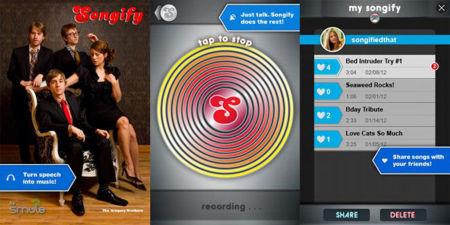 Songify llega a Android tras su éxito en iOS