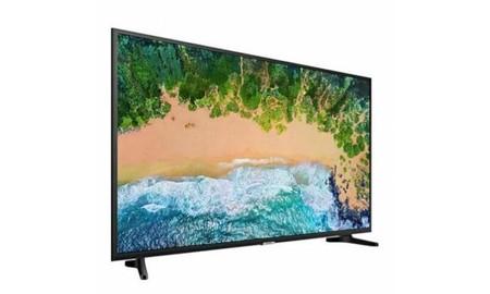 Más barata todavía; el cupón PORQUESI de eBay, te deja la Samsung UE55NU7093 y sus 55 pulgadas por sólo 370,79 euros