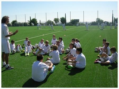 Arranca la edición 2014 del Campus Experience Fundación Real Madrid