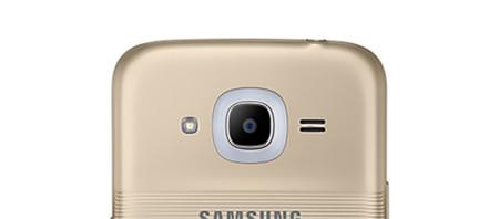 Samsung Galaxy J2 filtrado en imágenes junto al Smart Glow