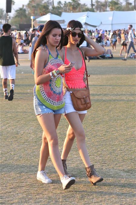 Victoria Justice Coachella 2014 mejor vestidas