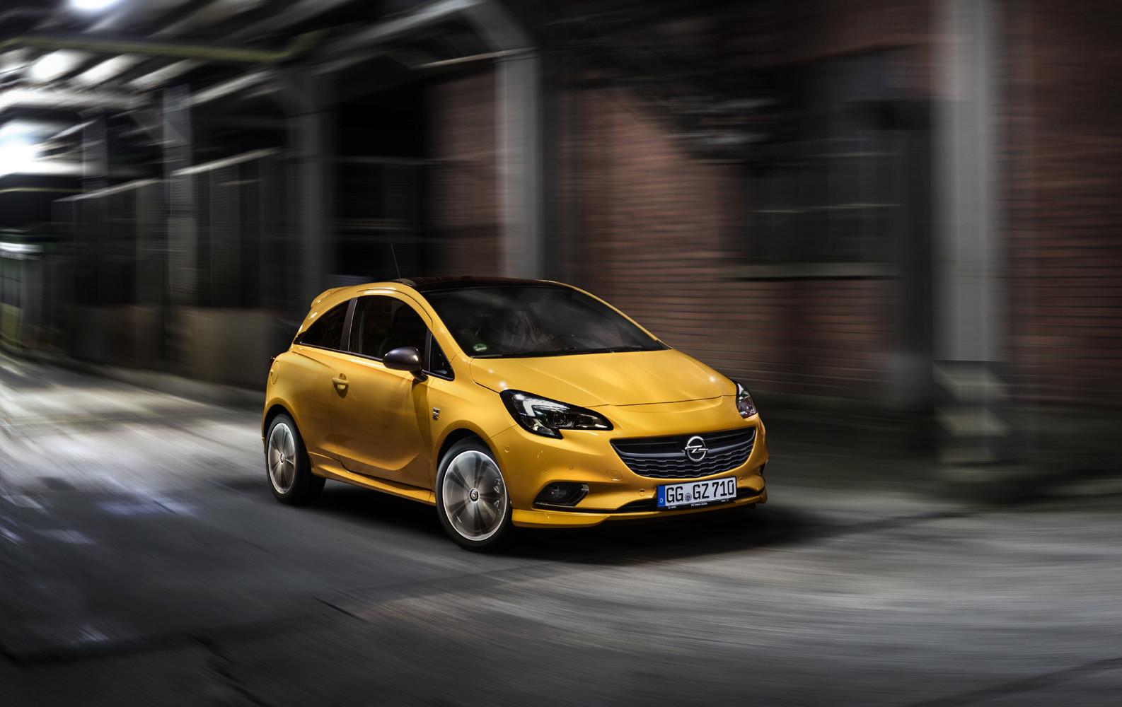 Foto de Opel Corsa (comparativa) (37/47)