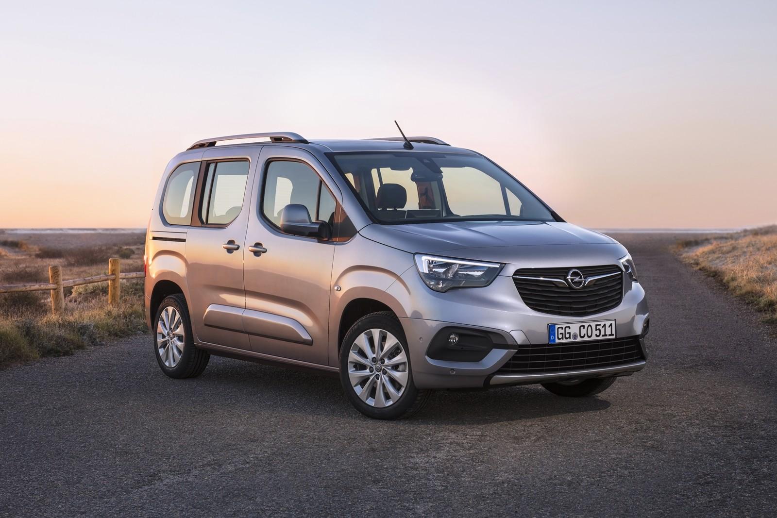 Foto de Opel Combo Life 2018 (3/63)