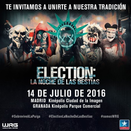 Election La Noche De Las Bestias Real Game