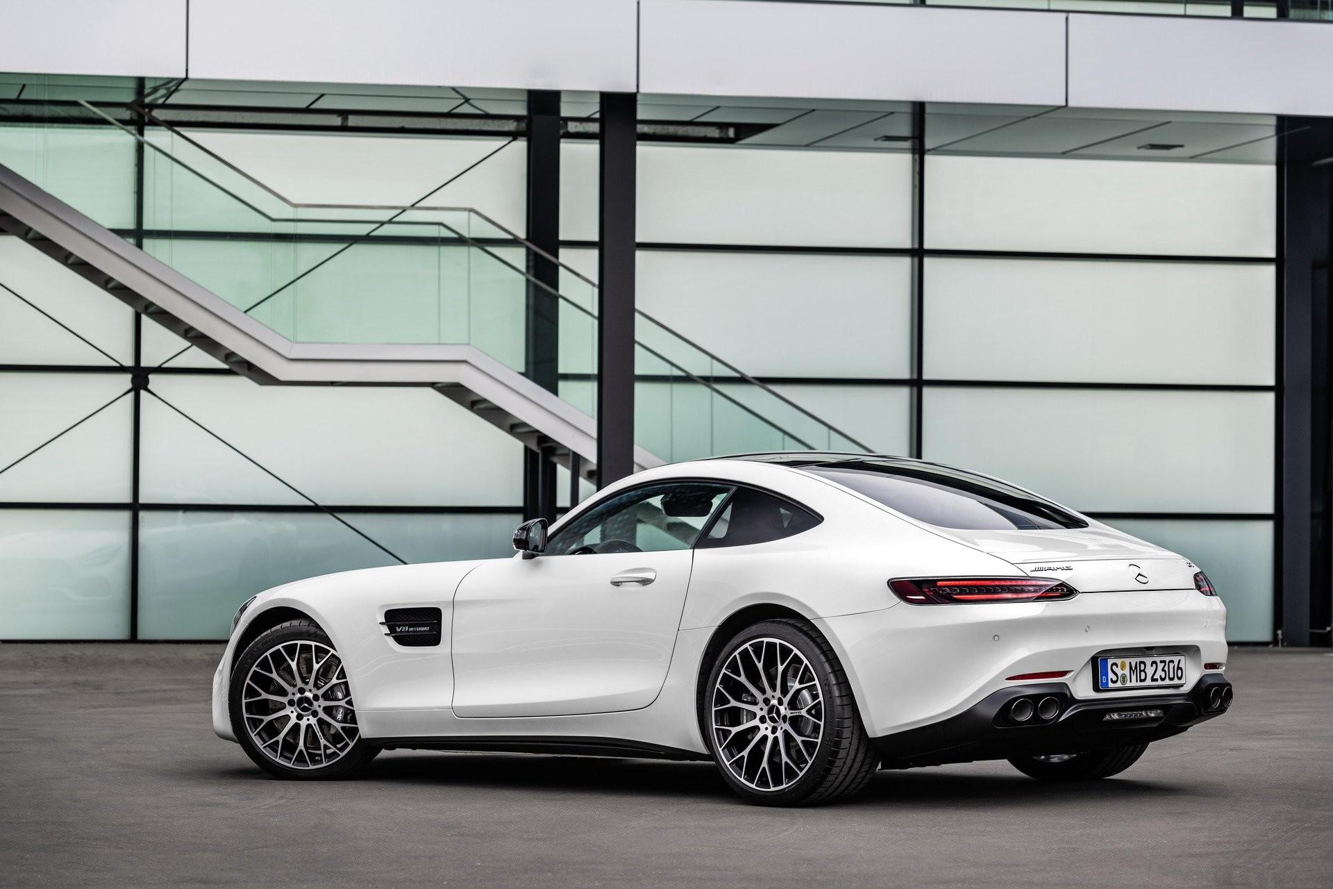 Foto de Mercedes-AMG GT 2020 (7/44)