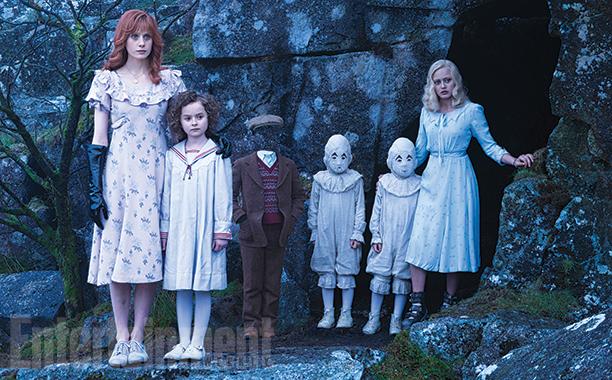 Foto de Primeras imágenes de El hogar de Miss Peregrine para niños peculiares (4/6)