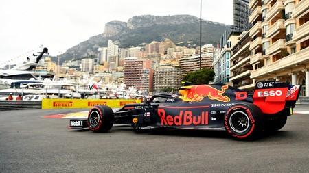 Gasly Monaco F1 2019