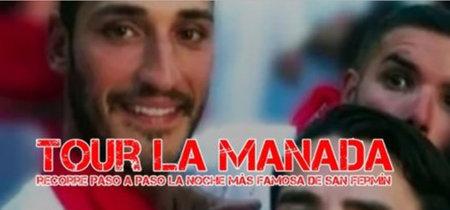 ¿Un tour turístico por la ruta de La Manada en Pamplona? Es posible, y hay cosas peores