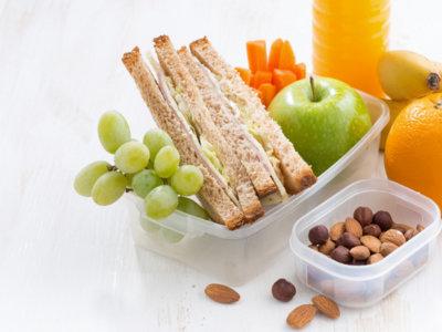 Mis snacks preferidos para comer entre horas