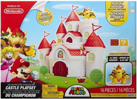 Juguetes de Mario Bros. disponibles en Amazon México