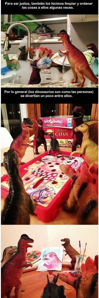 Dinosaurios vivos 3