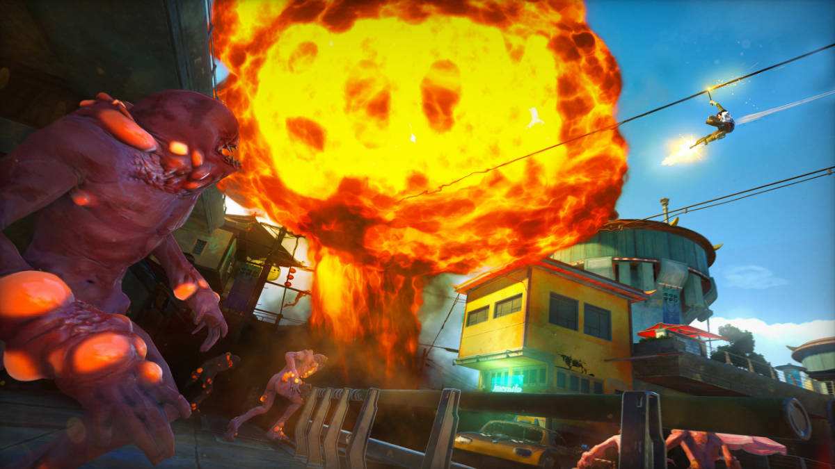 Foto de Sunset Overdrive (7/28)