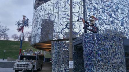Arte para visionarios: Un Baltimore diferente