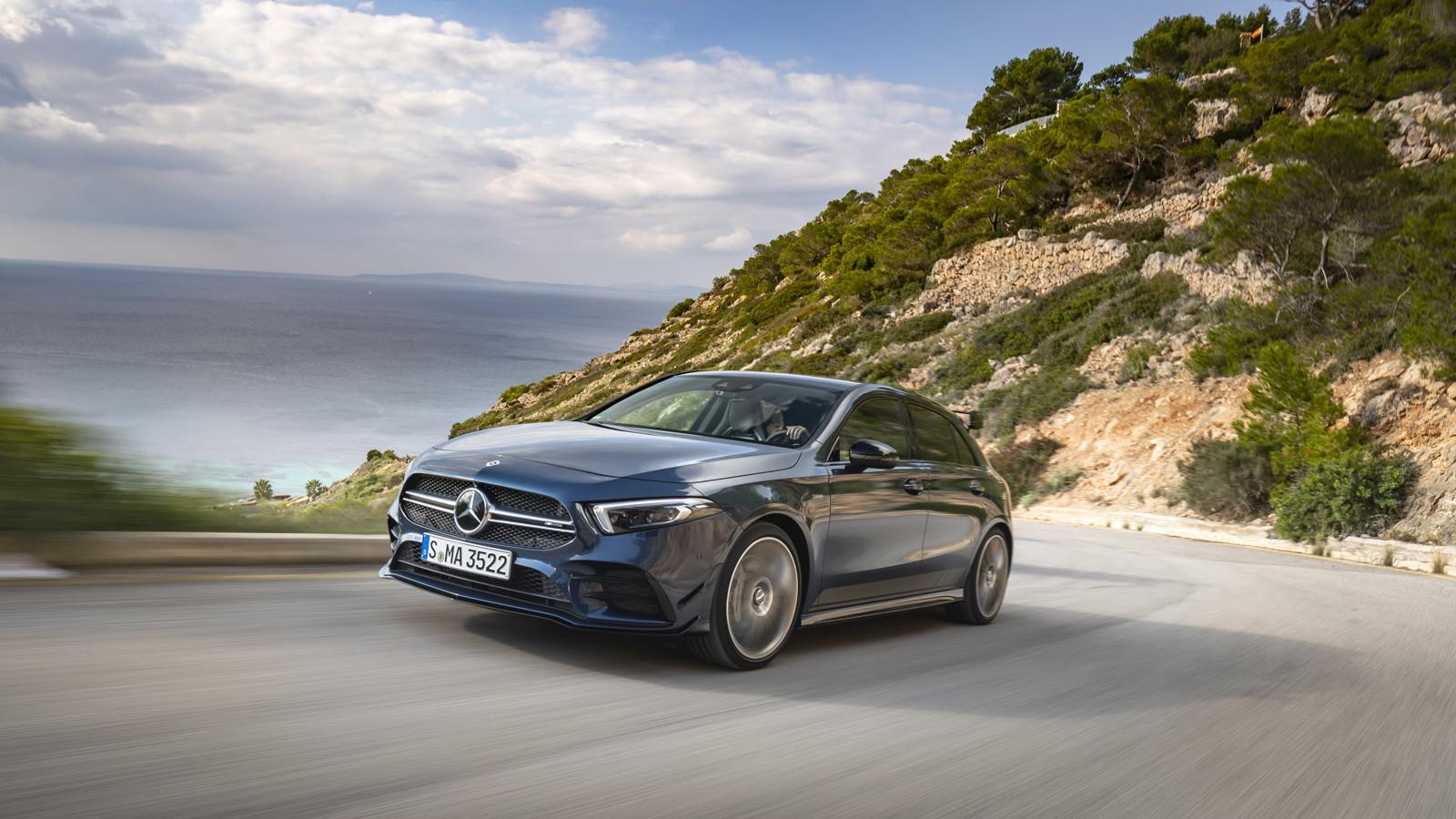 Foto de Mercedes-AMG A35 (presentación) (72/122)