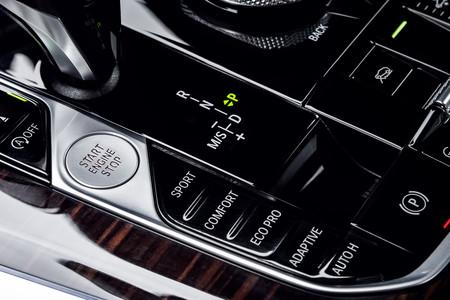 BMW X5 2018 modos