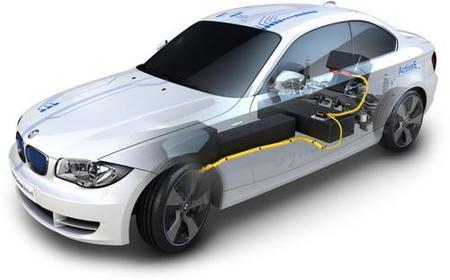 El BMW Active-E llamado a revisión
