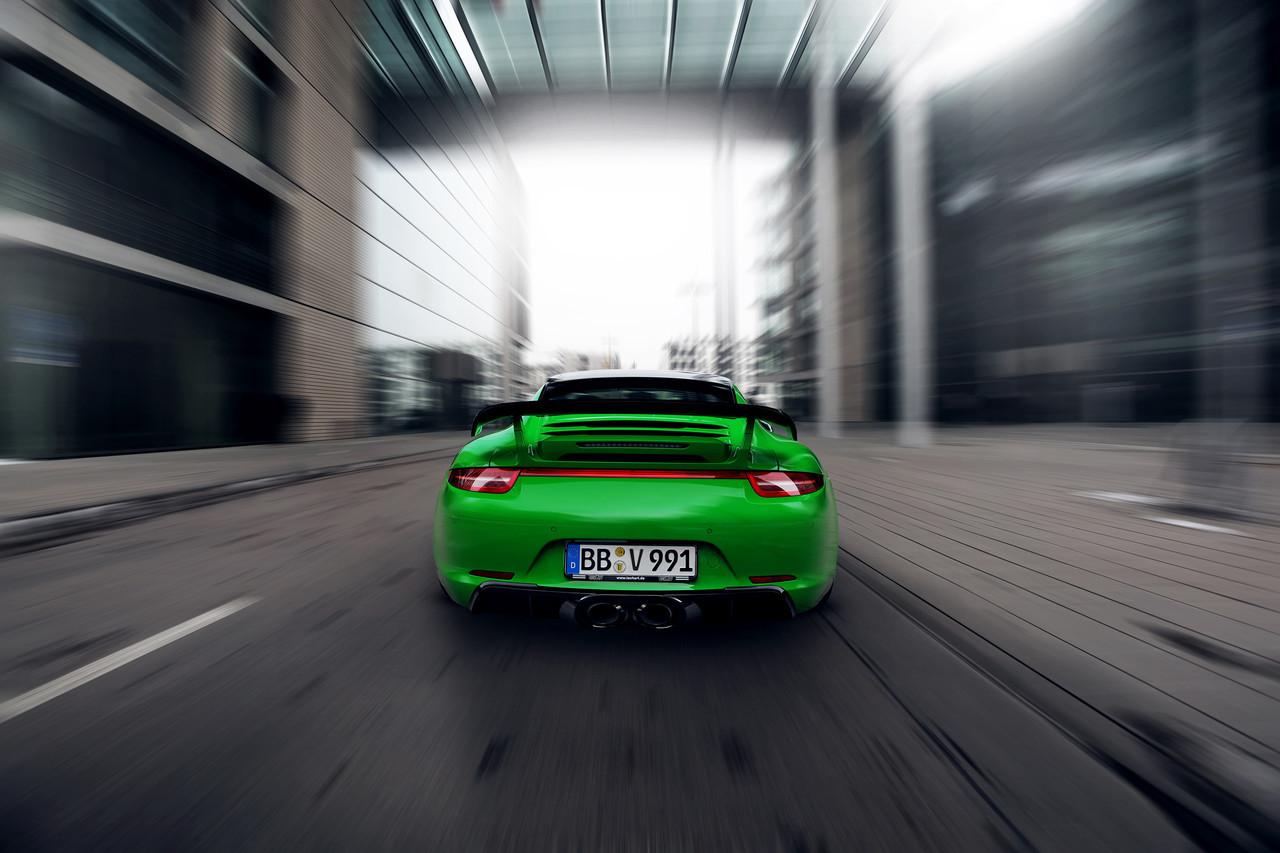 Foto de Porsche 911 Carrera 4S por TechArt (10/32)
