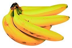 ¿Por qué los plátanos se ponen negros en la nevera?