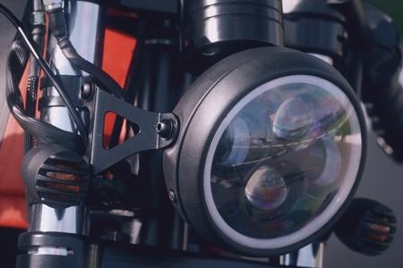 Moto Rusa Electrica 1