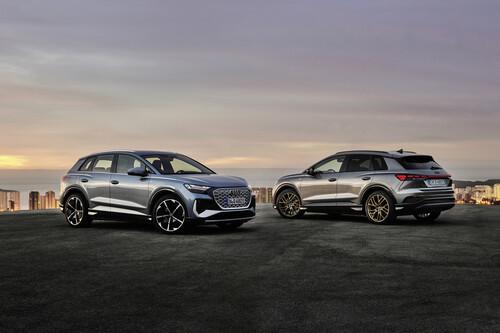 Audi Q4 e-tron y Q4 e-tron Sportback: Una nueva apuesta para el mundo de los SUV eléctricos