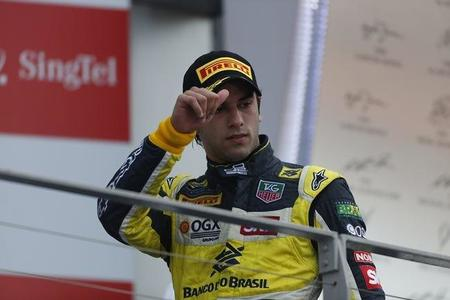 Felipe Nasr busca equipo para los viernes