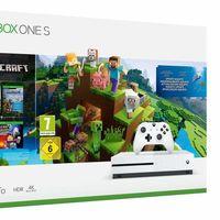 Xbox One S de 1TB, con dos juegos, a su precio mínimo en Amazon: 179 euros