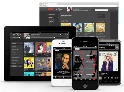 Beats Audio se hace con MOG por 14 millones de dólares