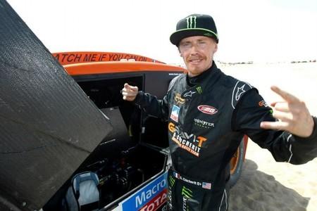 Guerlain Chicherit competirá en el Dakar 2014 con el EVR de Eric Vigouroux