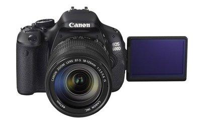 Canon EOS 600D: novedades que saben a poco