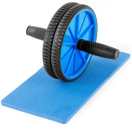 Rueda abdominal con alfombra rebajada en eBay por 12,90 euros y envío gratis. ¡Ideal si queires ponerte en forma!