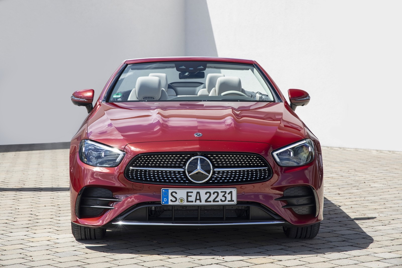 Foto de Mercedes-Benz Clase E 2020, prueba contacto (101/135)