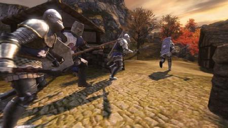 Chivalry: Medieval Warfare llegará a PS3 y Xbox 360