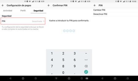 Cómo añadir seguridad a los pagos en Instagram