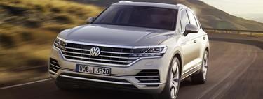 El Volkswagen Touareg 2019 es el lado B de un Porsche Cayenne