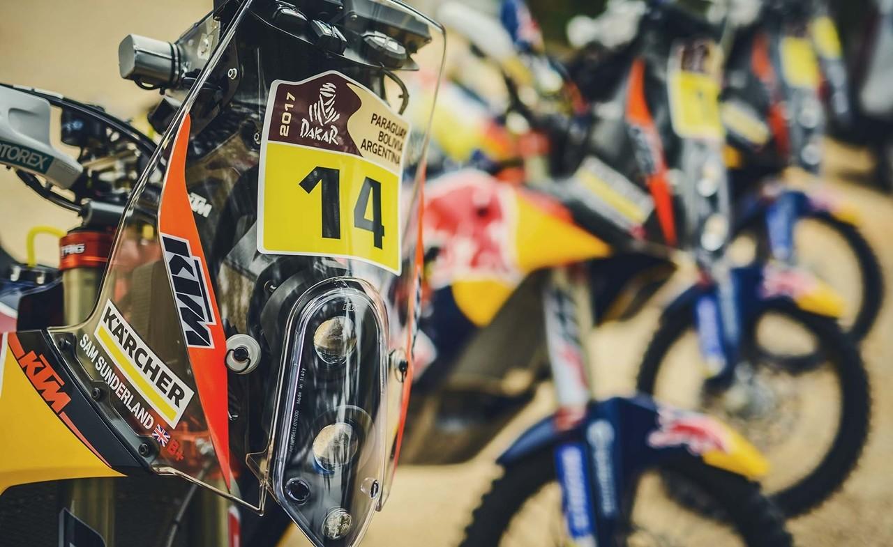 Foto de KTM 450 Rally (45/47)