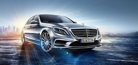 El Mercedes-Benz Clase S no quiso esperar a la premiére