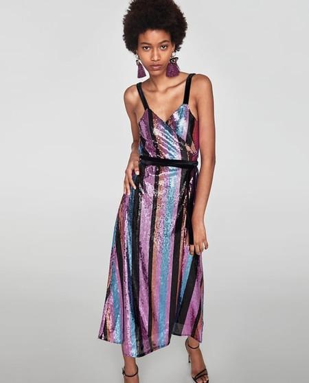 Outlet vestidos fiesta zara