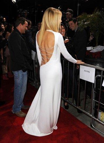 Gwyneth Paltrow espalda