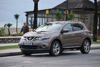 Nissan Murano 2.5 dCi 2012, presentación y prueba en Málaga