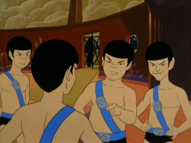 Mejores Episodios Trek Yesteryear