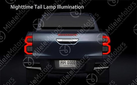 Toyota Hilux 2021 5