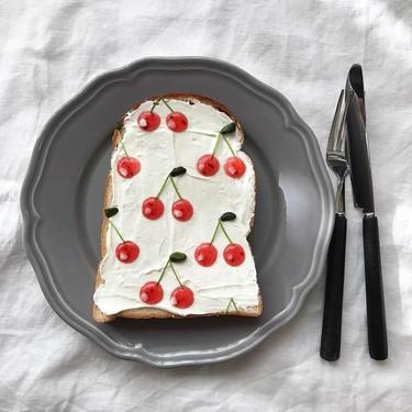 Comida EsCultura: el Toast Art de Eiko Mori