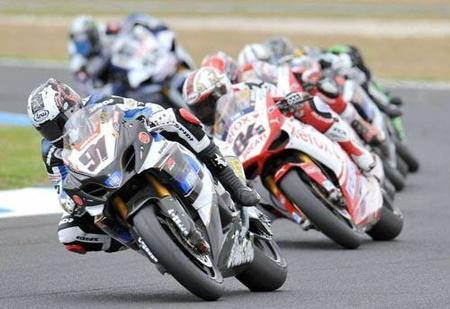 Superbikes en Portimao este fin de semana, sigue el espectáculo