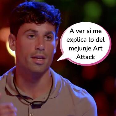 Diego, el concursante de 'La Isla de las Tentaciones 3' que ha pedido la primera hoguera de confrontación: Así ha reaccionado su novia Lola al enterarse