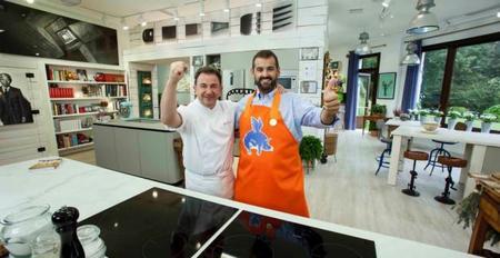 'Robin Food: atracón a mano armada' un soplo de aire fresco a los programas de cocina