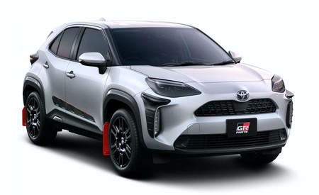 Toyota Yaris Cross Gazoo Racing recibe accesorios para elevar su deportividad y para no pasar desapercibido